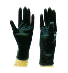 Interventional radiation protective gloves